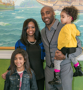 Gabby Douglas  and DeAngelo Hall