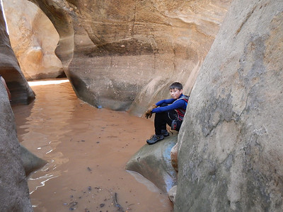 Pine Creek Canyon, Zion Naitonal Park