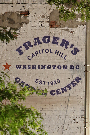Frager's Hardware fire, Capitol Hill, Washington, DC. June 5, 2013.
