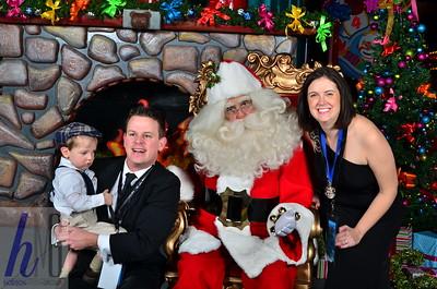 2013 Hob Nobble Gobble Santa pictures