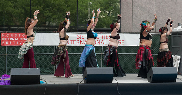 Houston International Festival Brazil