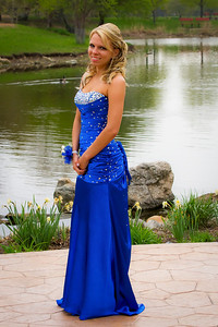2013 Senior Prom Erika and Rony-