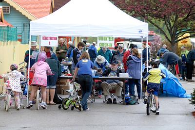 2013 Kid's Bike Day at Storyland