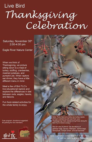2013 Live Bird Thanksgiving Celebration