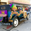 Palestine's 3rd Annual Mardi Gras Parade, sponsored by Mystics of Time Mardi Gras Krewe, was held on Saturday, Feb. 2 in downtown Palestine.