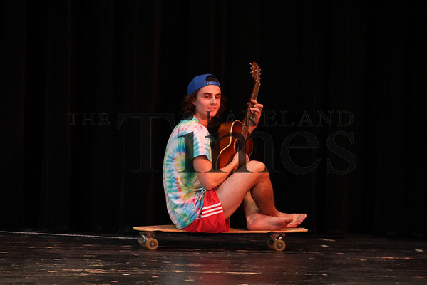 2013 Mr. T-Bird Pageant