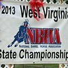 State banner.