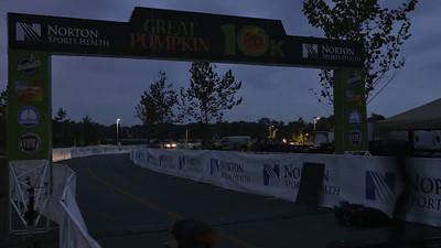 Norton Sports Health Great Pumpkin 10k