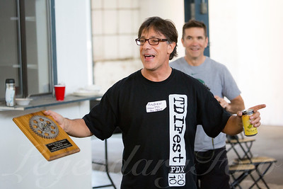 Host Andrew at the 2013 TDI GTG