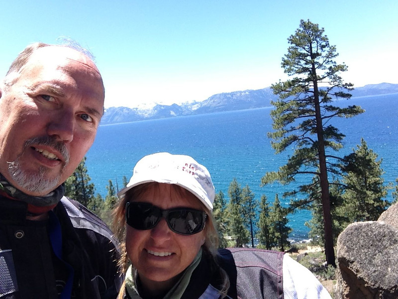 At the SE Shore, Lake Tahoe