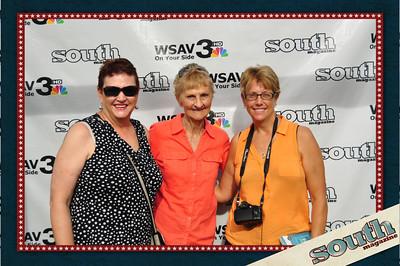 Karen Baumann, Donna Lutz, Kathy Edwards