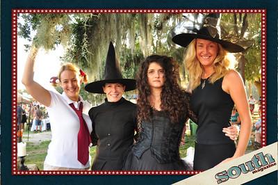 Liz Comparetto, Samantha Pogoreosky, Sandra Baxter, Maria Cocalis