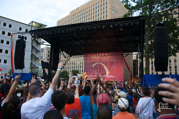 2013 Pride Sunday Festival