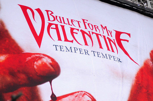 2013 Bullet for my Valentine - Rock on the Range
