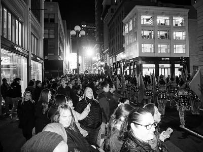 Chinese New Year Parade. San Francisco, CA USA
