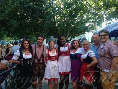 Pure Grain Oktoberfest Staff 2013
