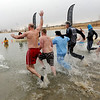 "Team Copcycle, made up of Boulder Police officers, takes the plunge on Saturday.<br /> The Polar Plunge is a grassroots fundraiser presented by the Law Enforcement Torch Run for Special Olympics Colorado.<br /> For more photos and a video, go to  <a href=""http://www.dailycamera.com"">http://www.dailycamera.com</a>.<br />  Cliff Grassmick  / February 9, 2013"