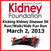 "2013.03.02 Kicking Kidney Disease 5K : READY!!! ## Join us on Facebook and Twitter, look for ""eventmugshots"" and you will get notice of photos and coupons for events # http://www.facebook.com/EventMugShots  Kicking Kidney Disease 5K Run was held in Ocala, FL on March 2, 2013  Results: http://www.drcsports.com/Results/archive.php?p=2013  ****If you need help with searching or ordering please ""contact us"" or ask through message on our Facebook, thank you.*** NOTICE: Please make sure you or your subject is the focused subject, if you have a question please ""Contact Us"" before ordering. The proofs you see online are lower quality and resolution than the actual images from which enlargements are printed. The sample images have not been color corrected, however, final prints will be color corrected by hand appropriately. All images are printed professionally on the highest-quality photo paper. Downloads are not color corrected."