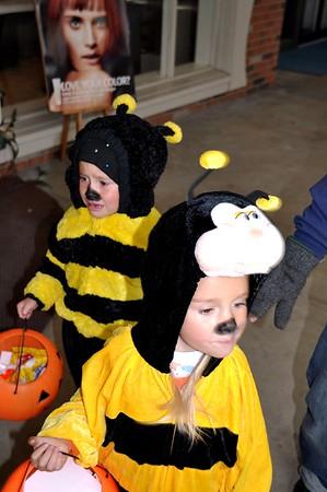 2013 TOTS Halloween Event, St. Clair Plaza, St. Clair, MI