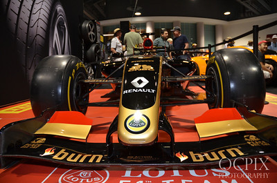 Inside the Lifestyle Expo at the 2013 Toyota Grand Prix of Long Beach