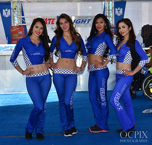 Toyota Grand Prix Tecate Light Girls - 2013