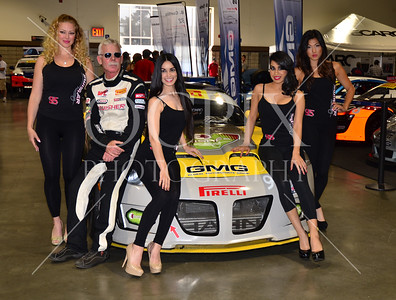 Swisher Girls at the 2013 Toyota Grand Prix of Long Beach