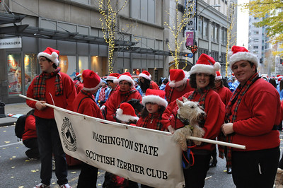 2013 WSSTC Macy's Thankgiving Day Parade