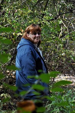 2013 Walk in the Woods, St. Clair, MI., with Sally Achatz & Nancy Wills