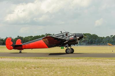 Twin Beech C-18S