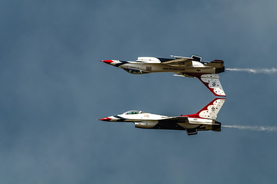 USAF Thunderbirds F-16