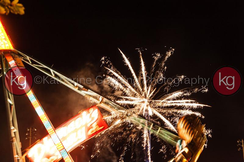 White Center Jubilee Days Fireworks