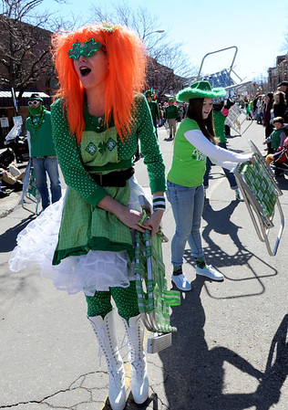 Conor O'Neill's Shortest St Patrick's Day Parade