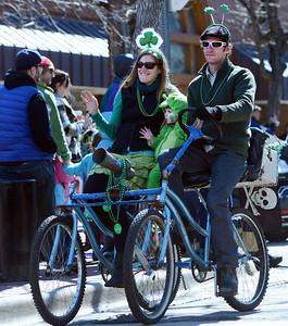 Conor O'Neill's Shortest St Patrick's Day Parade