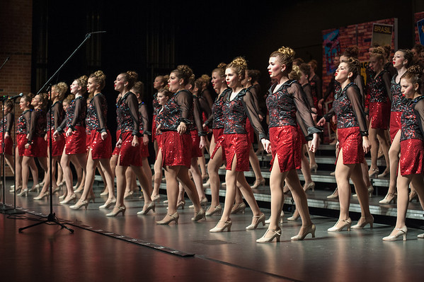 2013-  2014 Zionsville Show Choir