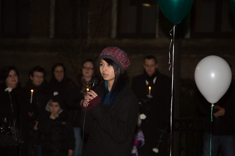 2013-01 | Candlelight Vigil for Newtown Victims 89