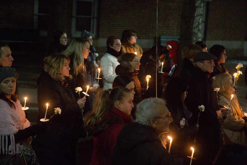 2013-01 | Candlelight Vigil for Newtown Victims 56