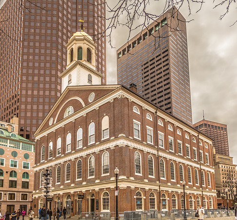Faneuil Hall (NEWF Photo)