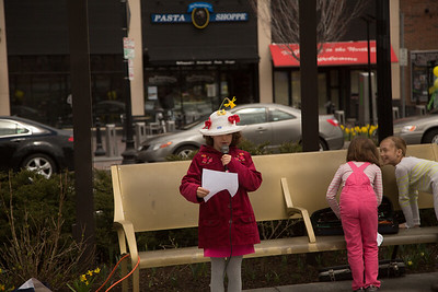 Grace Abbott reads a Spring poem to celebrate the daffodils and National Poetry Month - 2013-04-14 at 12-48-58