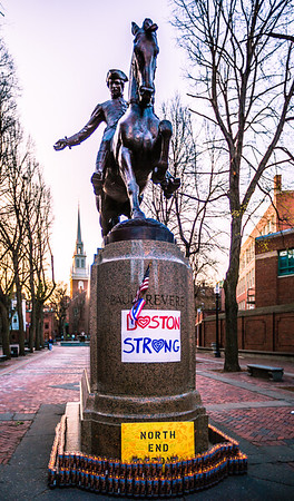 Boston Strong - North End Strong on Prado - 2013-04-21 at 19-08-20