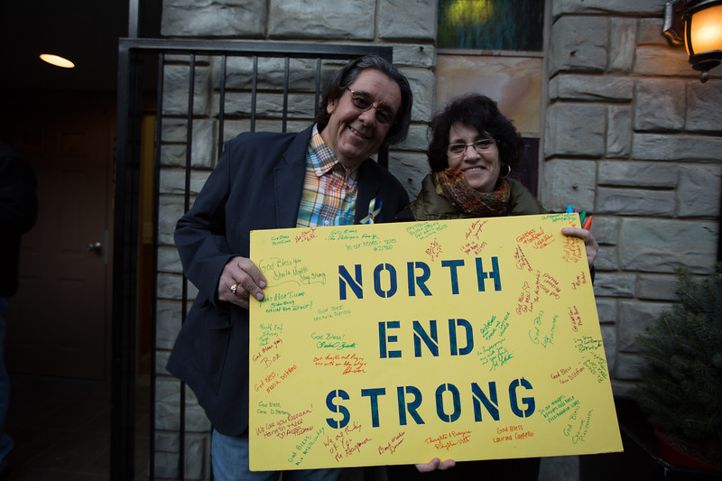 Anthony & Sheila - North End Strong