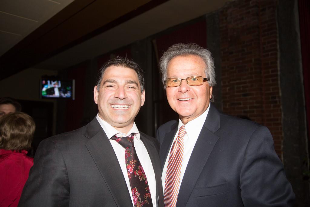 The Lawyers - Dan Toscano (left) and Bill Ferrullo