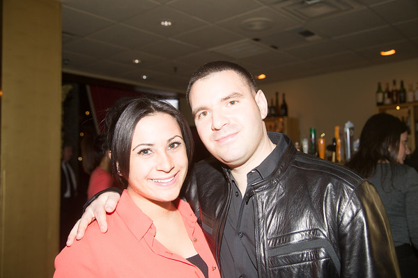 Andria Blandini and Matthew Imbergamo