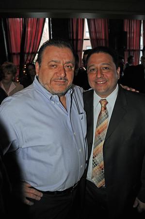 Donato Frattaroli (left) and Ron Consalvo