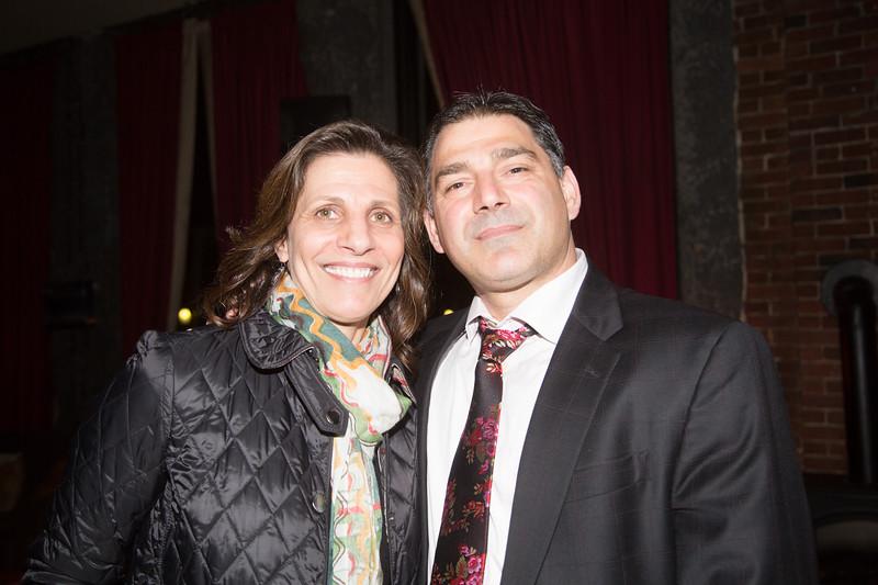 Carla Gomes and Daniel Toscano
