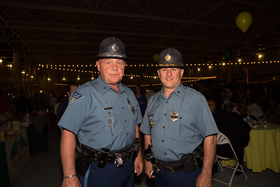 Mass. State Police and First Responders at Boston Marathon Bombings - Al Valestra (left) and Mark Horgan