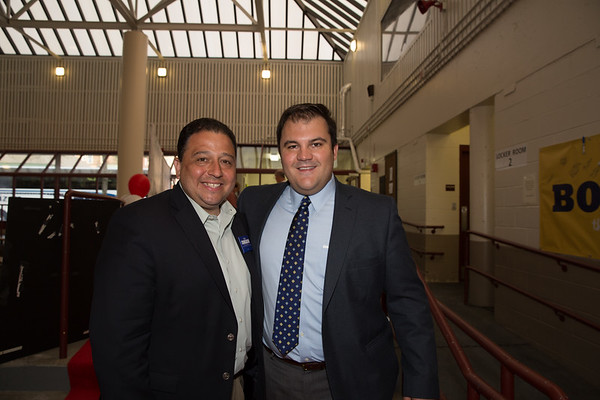 Mayorial Candidate Rob Consalvo and City Councilor At-Large Candidate Philip Frattaroli - 2013-05-10 at 18-59-06