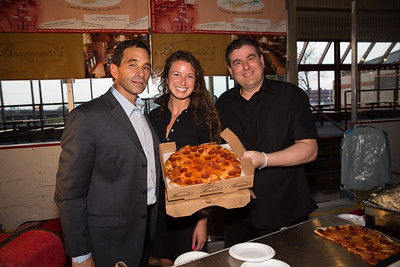 Al Dente and Beneventos - Winner of Best Food and Display at 2013 Taste of the North End
