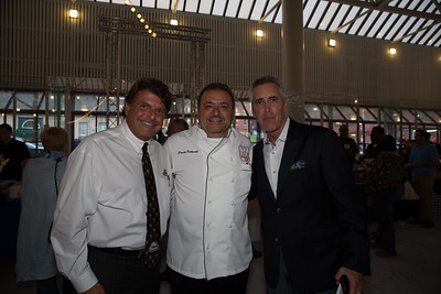 From the left, Joe Piantedosi, Donato Frattaroli and Billy Costa - 2013-05-10 at 19-22-46