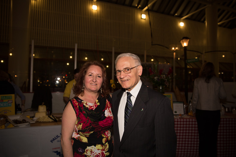 Rita Desefano and Joseph Giangregorio