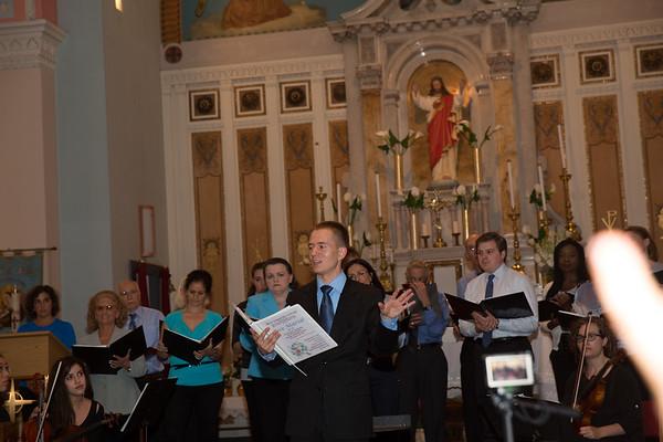 Dan Drzymalski, Music Director of St. Leonard Choral Society